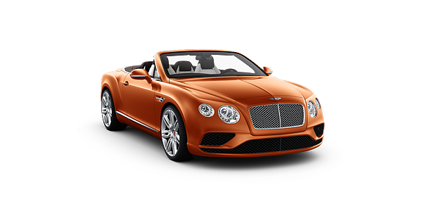 Continental GT V8 Convertible